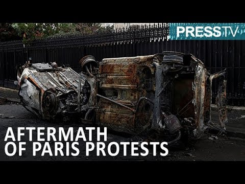 [3 December 2018] Residents and tourists wake up to aftermath of Paris protests - English