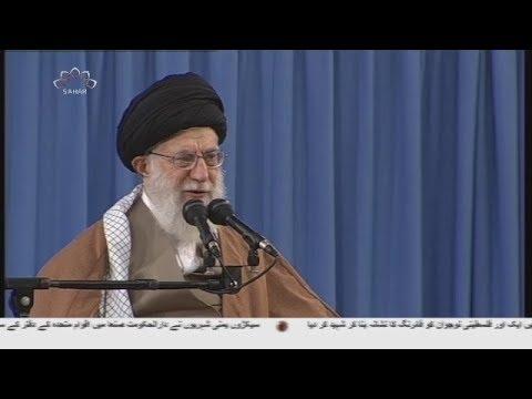 [12Dec2018] راہ خدا میں خطرات مول لینے والی قوم سربلند رہتی ہے، -Urdu