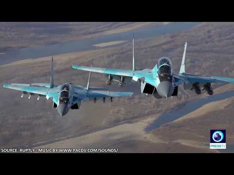 [13 December 2018] Russia\'s advanced MiG-35s begin intensive tests at MoD flight centre - English