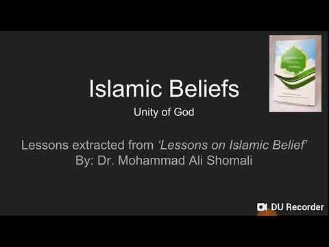Tawheed: Shia Islamic belief in Brief in English  - English