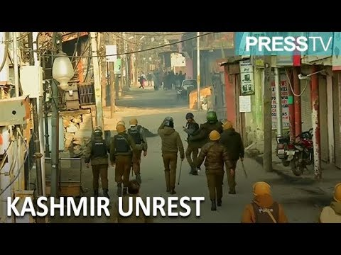 [18 December 2018] Indian forces lock down Kashmir to stifle protests - English