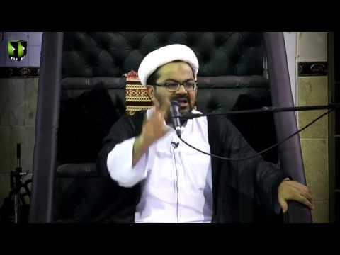 [Clip] Dunya Daar e Emtehaan   H.I Muhammad Raza Dawoodani - Urdu