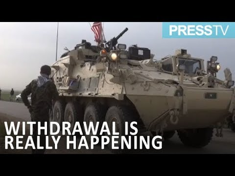 [24 December 2018] Pentagon says order for US troops pullout is already signed - English