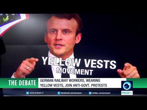 [24 December 2018] The Debate - Yellow Vests Movement - English