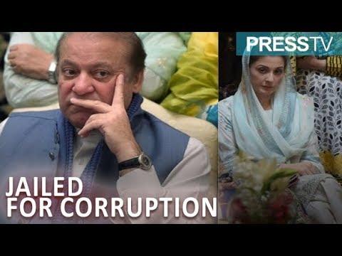 [25 December 2018] Pakistan ex-leader Nawaz Sharif gets 7-year jail term in al-Azizia graft case - English