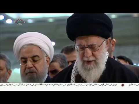 [27Dec2018] آیت اللہ شاہرودی کی مجلس ترحیم-Urdu