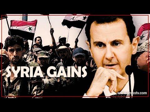 [29 December 2018] The Debate - Syria Gains - English