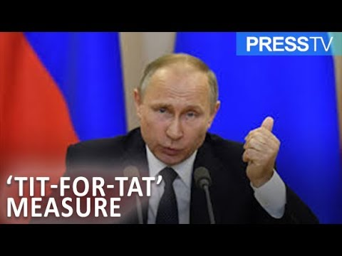 [30 December 2018] Russia hits Ukraine with sanctions in 'tit-for-tat' measure - English