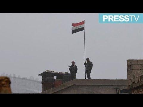 [3 January 2019] Kurdish fighters withdraw from Manbij: Syria - English
