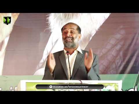 [Speech] Fikr e Toheed Convention  |Janab Rasool Baksh Hussaini - Sindhi