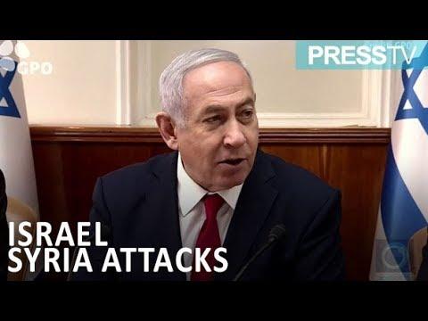 [14 January 2019] Netanyahu confirms assaults on Damascus airport - English