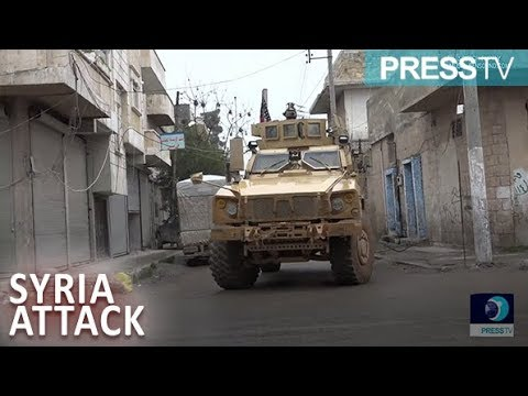 [17 January 2019] U.S. official: four U.S. soldiers dead, three injured in Syria blast - English