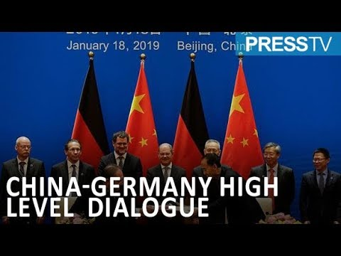[19 January 2019] 'Germany and China agree to deepen financial cooperation - English