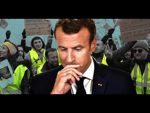 [20 January 2019] The Debate - France Protests - English