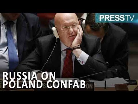 [23 January 2019] IMoscow: US-organized conf. focused on Iran \'counterproductive\' - English