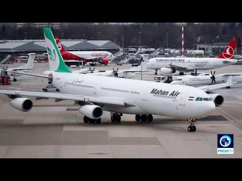 [24 January 2019] Under pressure from the US and Israel, Germany bans Iran\'s Mahan Air - English