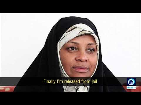 [24 January 2019] Marzieh Hashemi's first voice message after her release from prison in Washington, DC - English
