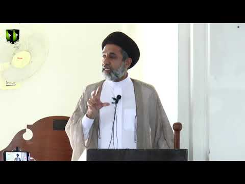 [ Friday Sermon ] H.I Muhammad Haider Naqvi | 25 jan 2019 - Urdu