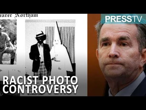 [04 Feb 2019] US Democrats call on Virginia governor to resign over racist photo - English