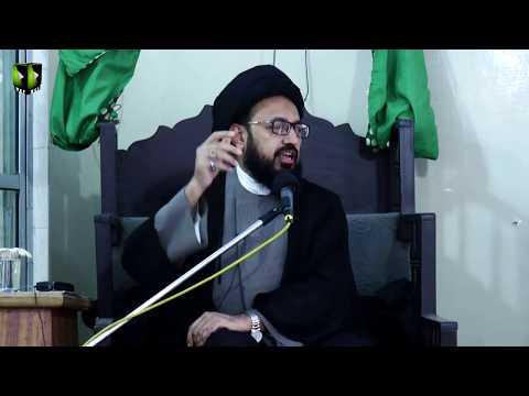 [Majlis] Dunya mai Sacho kay sath honai mai Faida | H.I Sadiq Taqvi - Urdu