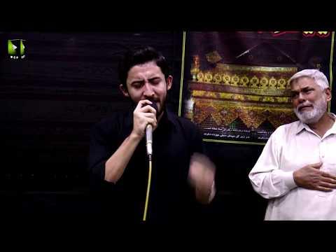 [Live Noha] BiBi.Fatima | Br.Ahmed Nasri - Urdu