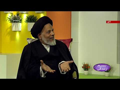 Naseem-e-Zindig چالیس سالہ دینی اور قرآنی تحریک- Urdu