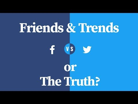 Twitter vs Facebook or The Truth? | MZMFILMS | #FollowTheTruth - English