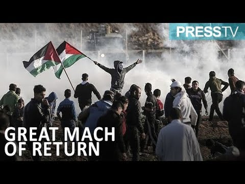 [09 Feb 2019] Gazans gather for another weekly protest against Israeli occupation - English