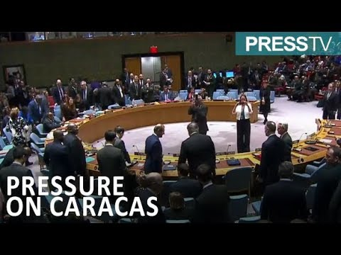 [10 Feb 2019] US draft resolution urges new presidential vote in Venezuela - English