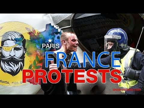 [10 Feb 2019] The Debate - France protests - English