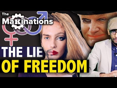 """Freedom\"" and the LGBT Agenda which enslaves us 