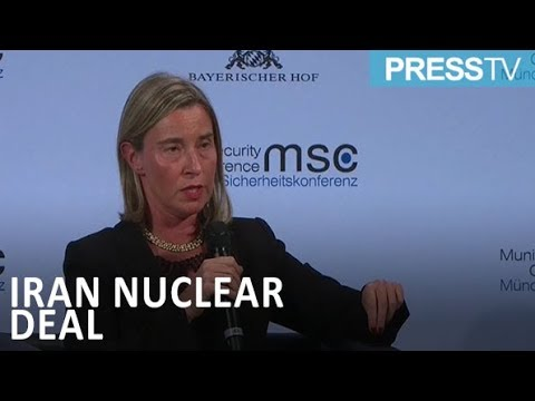[15 Feb 2019] Mogherini: JCPOA fundamental, crucial for Europe\'s security - English