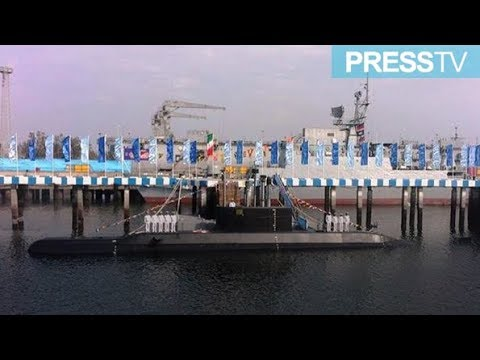 [18 Feb 2019] Iran unveils Fateh submarine equipped with cruise missiles - English