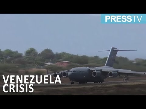 [18 Feb 2019] US airlifts more aid to Venezuelan border - English