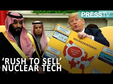 [20 Feb 2019] US congressional committee probe nuclear tech sale plan to Riyadh - English
