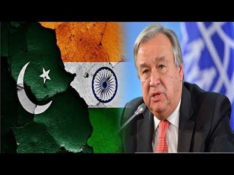 [21 Feb 2019] UN calls for maximum restraint by Pakistan, India - English