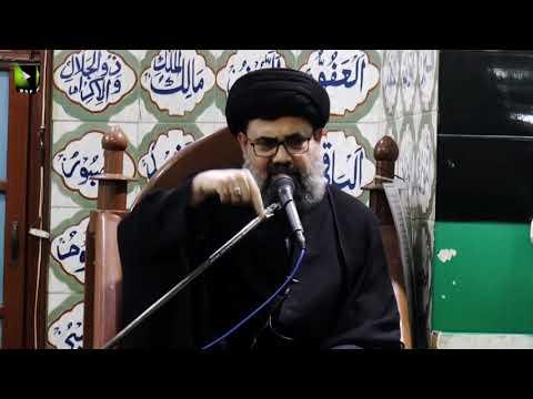 [Majlis 2] Topic: Fadak Sanad Haqaniyat Ahlebait (a.s) | H.I Ahmed Iqbal Rizvi - Urdu