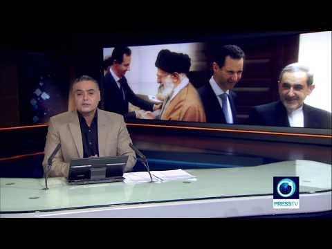 [28 Feb 2019] On The News Line - Assad Visits Iran - English
