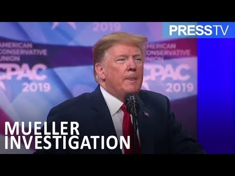 [3 March 2019] Trump: Report on Russian collusion witch-hunt - English