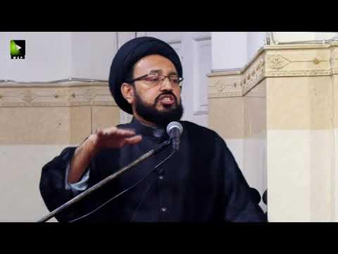 [Majlis] Topic: ایصال ثواب کا معنی اور حقیقت | H.I Sadiq Raza Taqvi - Urdu
