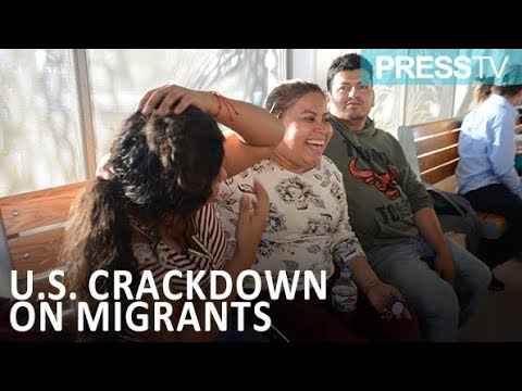 [4 March 2019] Migrants parents separated from children return to US, hoping to reunite - English