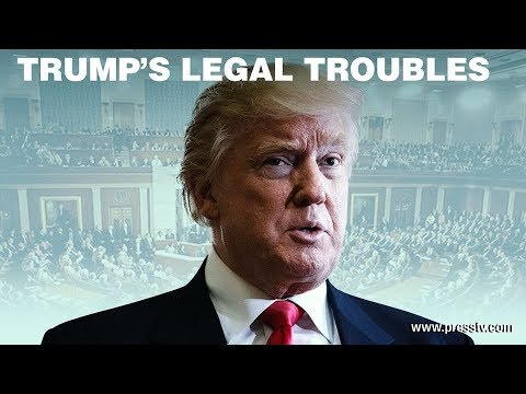 [6 March 2019] The Debate - Trump\'s legal troubles - English