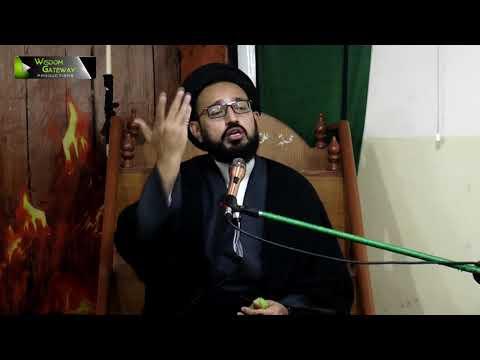 [Majlis] Topic: انقلابِ مہدوی کی تیاری اور آئمہ طاہرینؑ کی حکمت عملی | H.I