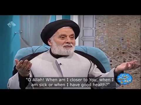 Patience is a gift by Hujjatul Islam wal Muslimeen Shaykh Behishti - Farsi sub English