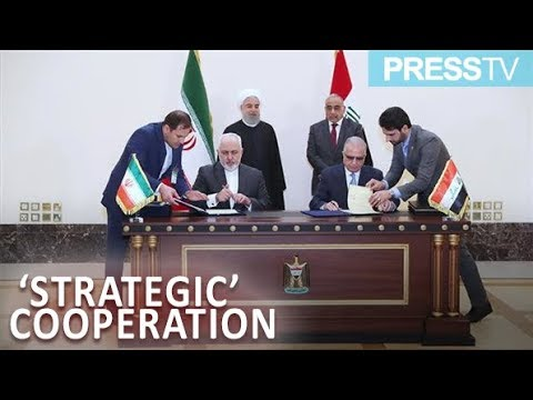 [14 March 2019] Iran, Iraq hail \'turning point\' in \'strategic\' ties - English