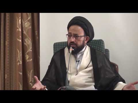 [Lecture] Dua ka Insan Par Tameeri Asar | H.I Sadiq Raza Taqvi - Urdu