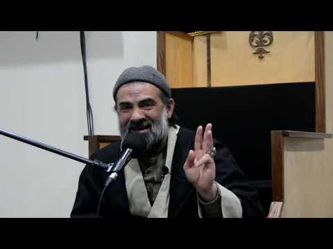 [Majlis] Speaker: Molana Hasan Mujtaba Rizvi - Urdu