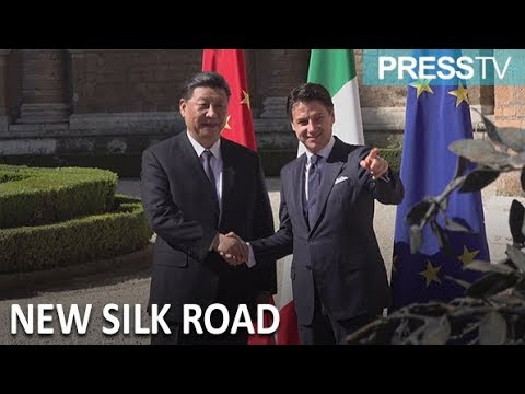 [25 March 2019] China, Italy sign MOU on new silk road - English