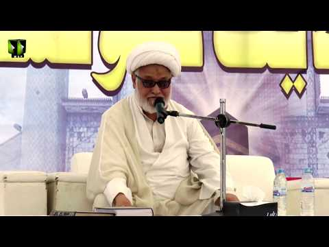 [Speech] H.I Ghulam Abbas Raesi | Noor-e-Wilayat Convention 2019 | Imamia Organization Pakistan - Urdu