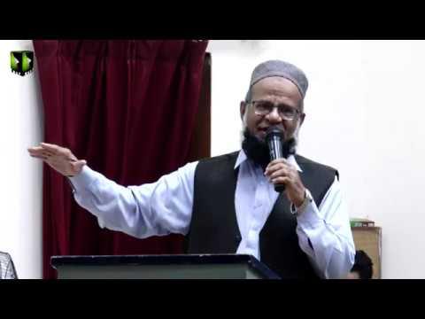 [Speech] Dr. Meraj ul Huda Siddiqui | Youm e Mustafa (saww) | Federal Urdu University - Urdu
